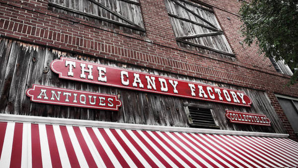 Photograph - The Candy Factory by Patrick M Lynch