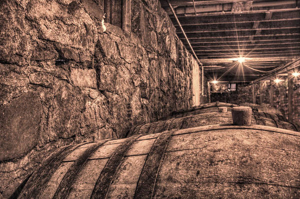 Photograph - The Casks Of Wiederkehr by Jason Politte