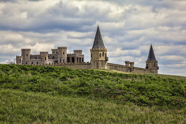 Photograph - The Castle - Versailles Ky by Jack R Perry