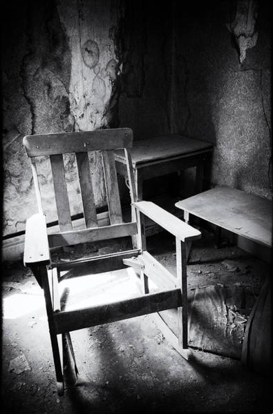 Wall Art - Photograph - The Chair by Cat Connor