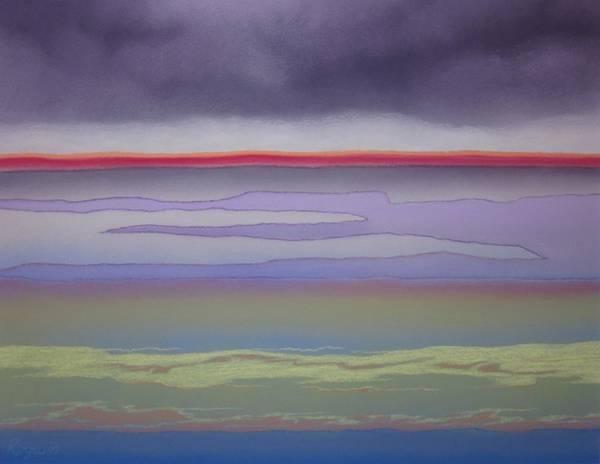 The Changing Skies Art Print by Harvey Rogosin