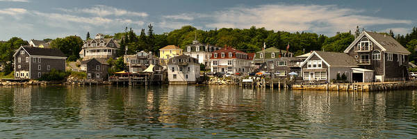 Stonington Photograph - The Charm Of Stonington by At Lands End Photography