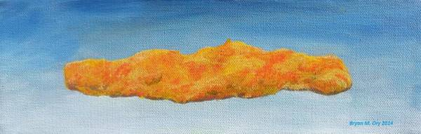 Bryan Painting - The Cheeto by Bryan Ory