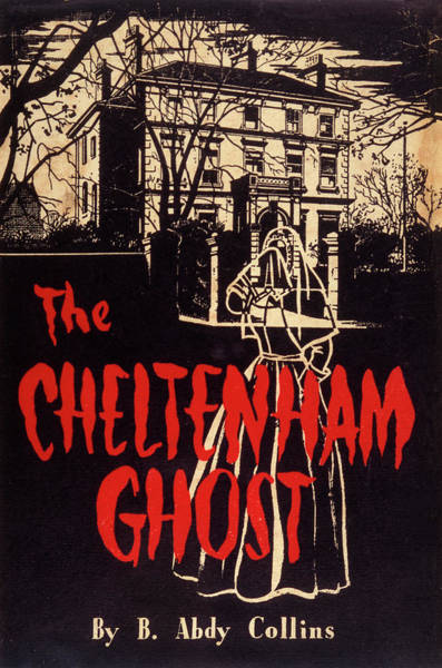 Haunted House Drawing - The Cheltenham Ghost The House by Mary Evans Picture Library