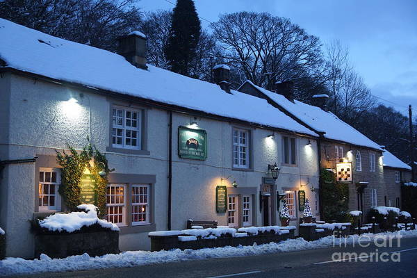 Photograph - The Chequers Inn by David Birchall