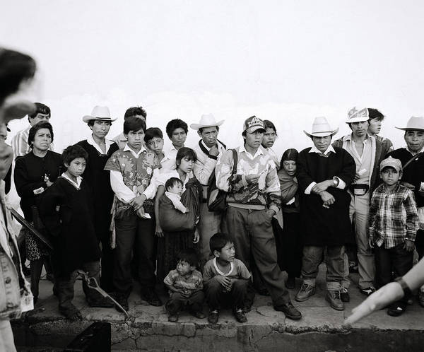 Photograph - The Chiapas People by Shaun Higson