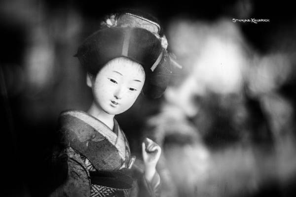 Wall Art - Photograph - The Chinese Puppet by Stwayne Keubrick