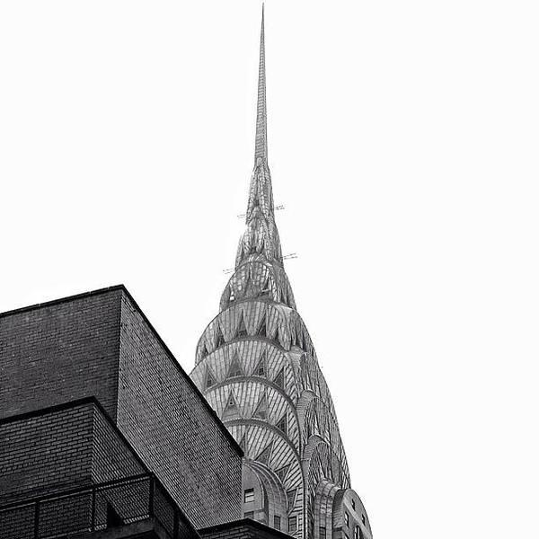 Wall Art - Photograph - The Chrysler Bldg. - Ny ( 1928 - 1930 ) by Joel Lopez