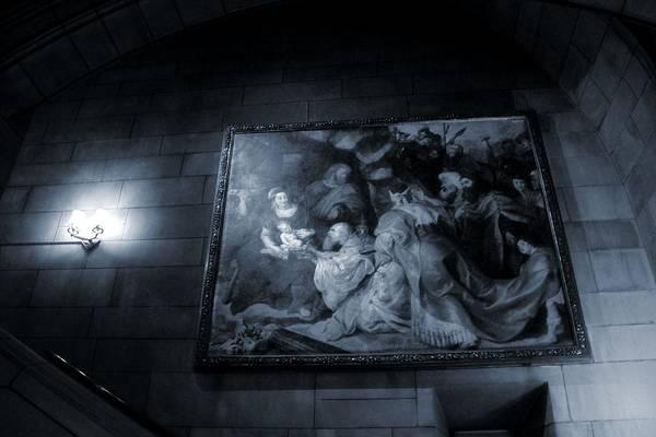 Photograph - The Church Renaissance Art by Dan Sproul