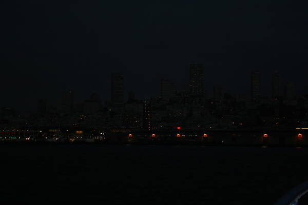 Photograph - The City Lights by Cynthia Marcopulos