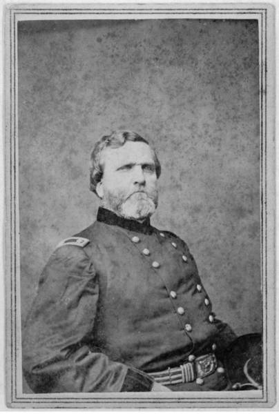 Mathew Photograph - The Civil War. Major General George by Everett