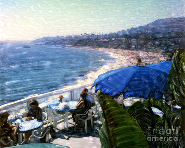 Photograph - The Cliff Laguna Beach by Glenn McNary