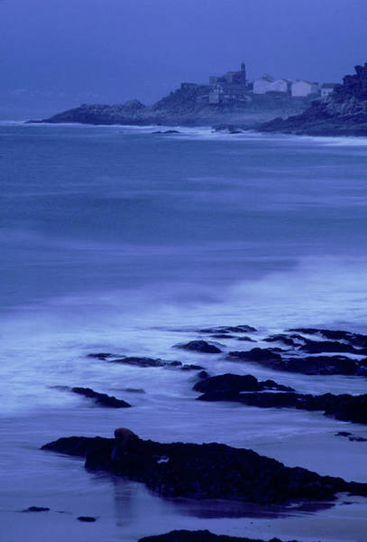 Galicia Photograph - The Coast And Seas In Galicia, Spain by Jose Azel