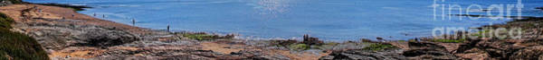 Wall Art - Photograph - The Coast Of Vendee Panoramic by Olivier Le Queinec