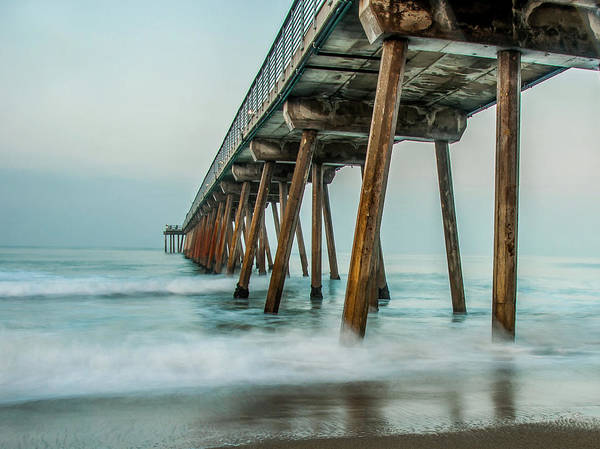 Wall Art - Photograph - The Coastal Pier by Bill Carson Photography