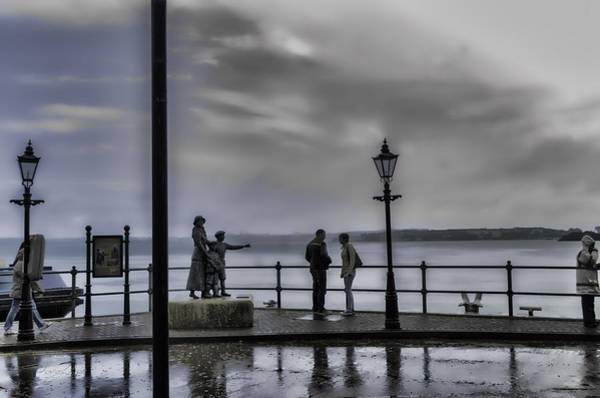 Photograph - The Cobh Of Cork by Sharon Popek