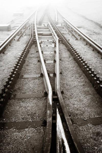 The Cog Railway Art Print