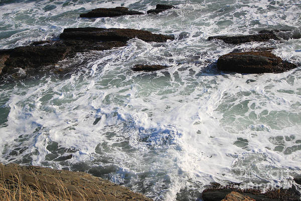 Photograph - The Cold Atlantic 1 by Michael Mooney