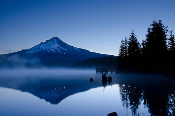 Photograph - The Cold Dawn by Margaret Pitcher