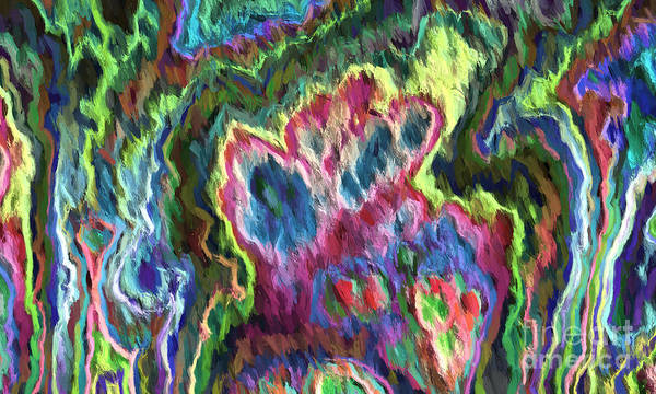 Wall Art - Mixed Media - The Colors Of Mother Earth  by Heinz G Mielke