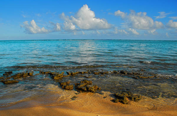 Photograph - The Colors Of Tunnels Beach by Lynn Bauer