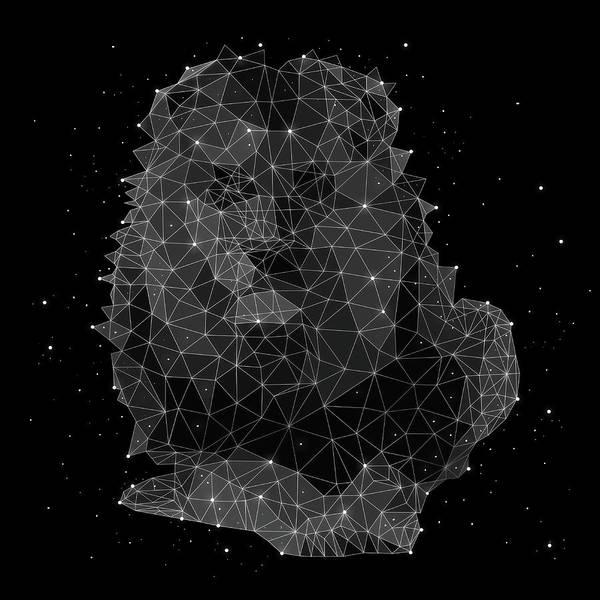 Majestic Digital Art - The Constellation Of Leo by Malte Mueller