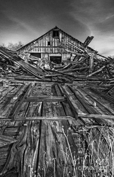 Relic Photograph - The Cookhouse by Medicine Tree Studios