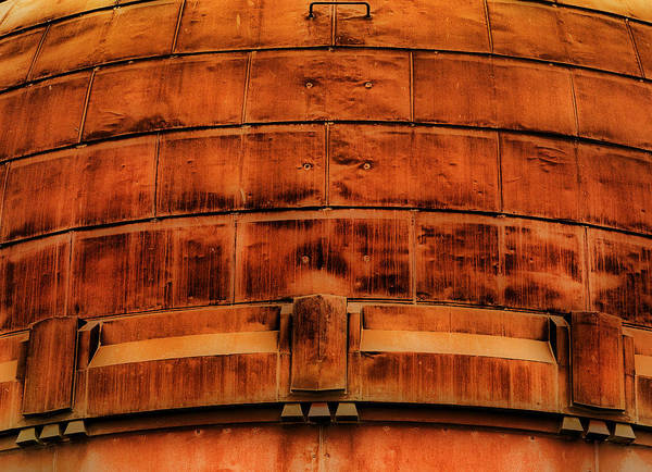Wall Art - Photograph - The Copper Dome by William Towner