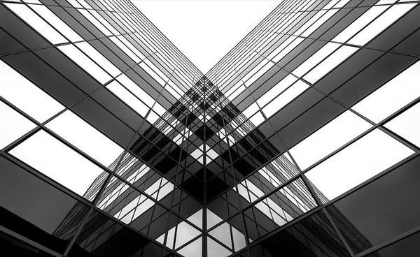 Triangles Photograph - The Corner by Gerard Jonkman