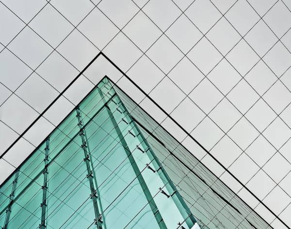 Grid Photograph - The Corner by Rodrigo Marin