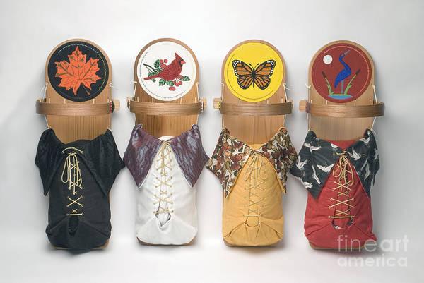 Four Seasons Cradleboards Art Print