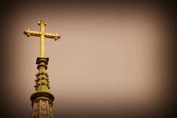 Photograph - The Cross by Alice Gipson