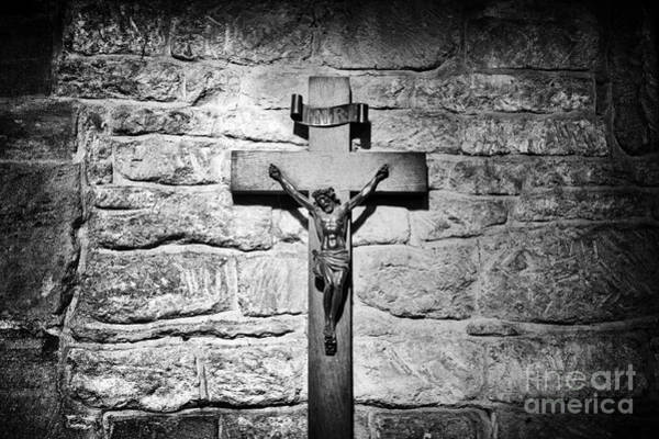 Wall Art - Photograph - The Cross by Tim Gainey