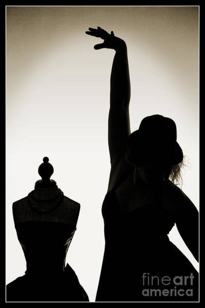Photograph - The Dancer1006.01 by M K Miller