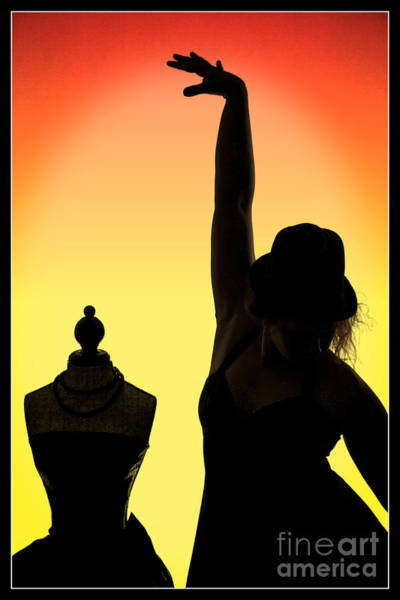 Photograph - The Dancer 1006.02 by M K Miller