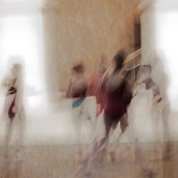 Abstract Impressionism Photograph - The Dancers by Ryan Weddle