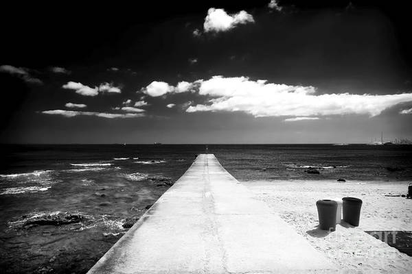 Photograph - The Dark Sea by John Rizzuto