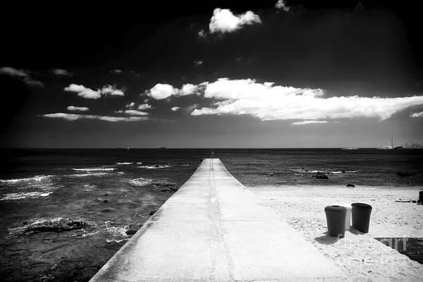 Wall Art - Photograph - The Dark Sea by John Rizzuto