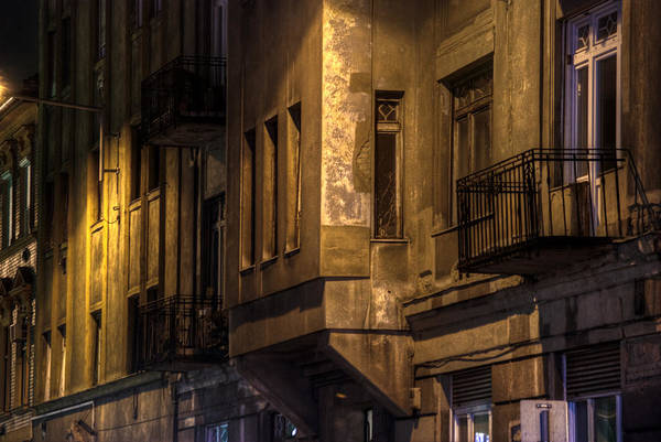 Eastern Europe Digital Art - The Dark Side by Nathan Wright