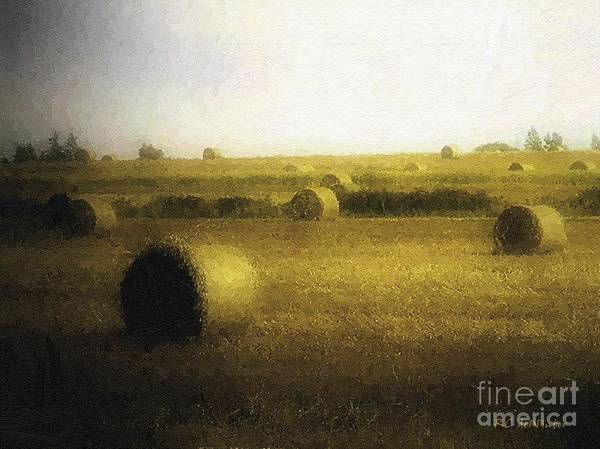 Prince Edward Island Painting - The Dawning by RC DeWinter