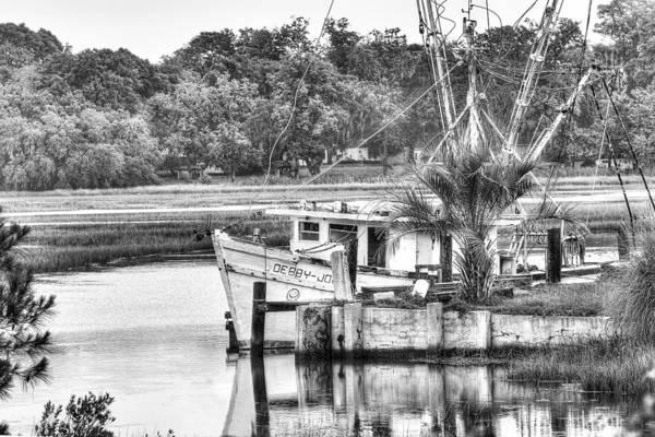 Photograph - The Debbie-john Shrimp Boat by Scott Hansen