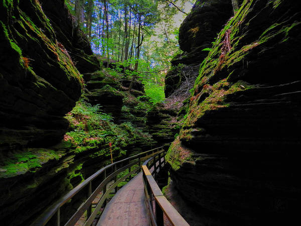 Photograph - The Dells 044 by Lance Vaughn