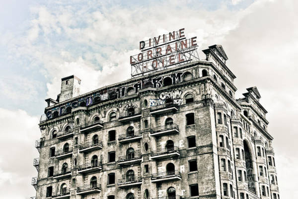Wall Art - Photograph - The Divine Lorraine by Stacey Granger