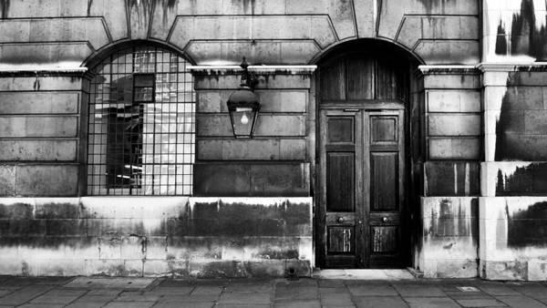College Photograph - The Door by Mark Rogan