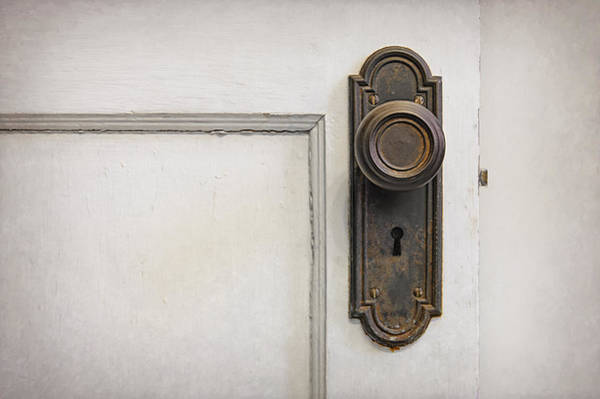 Wall Art - Photograph - The Door by Scott Norris