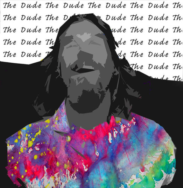 The Dude Wall Art - Photograph - The Dude  by The Artist Project