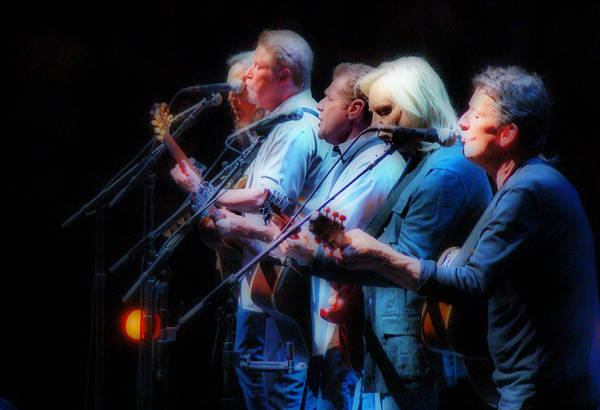 Photograph - The Eagles Inline by Alice Gipson