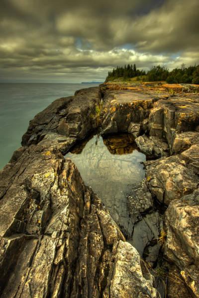 Canon Eos 6d Photograph - The Edge by Jakub Sisak