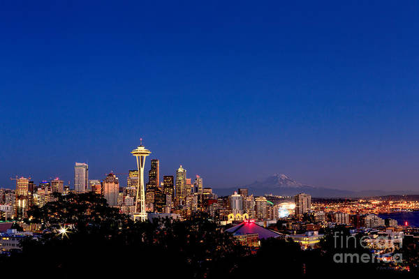 Photograph - The Emerald City by Beve Brown-Clark Photography