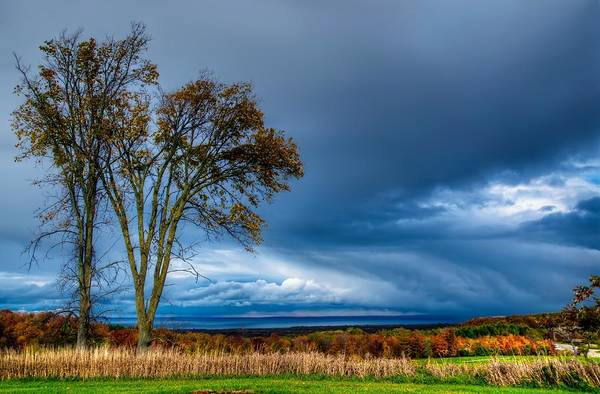Wall Art - Digital Art - The End Of A Rainy Day by Jeff S PhotoArt